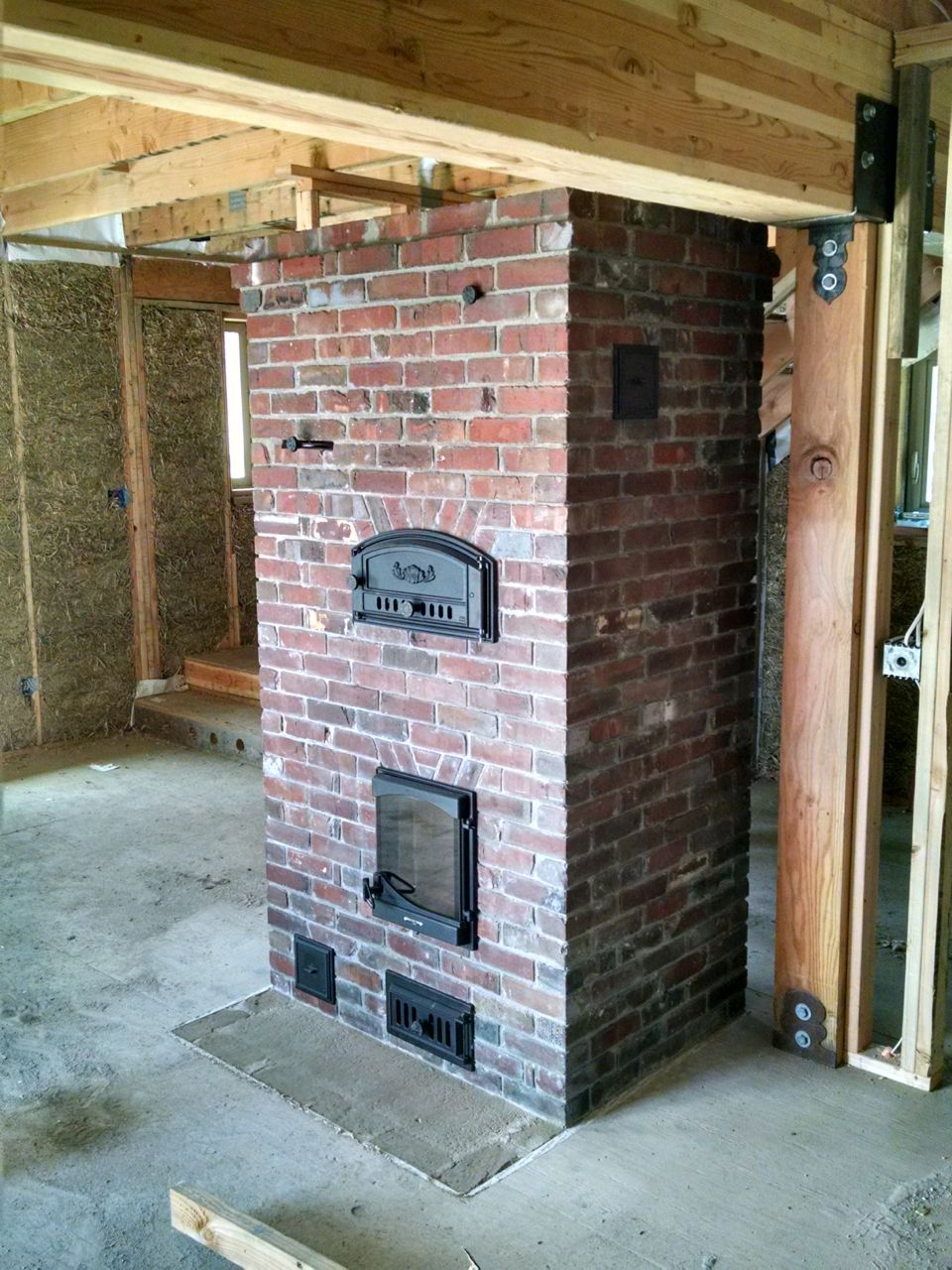 templefire port townsend wa jason temple masonry heater